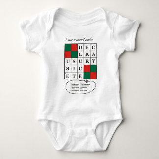 Plantilla infantil de la enredadera - modificada body para bebé