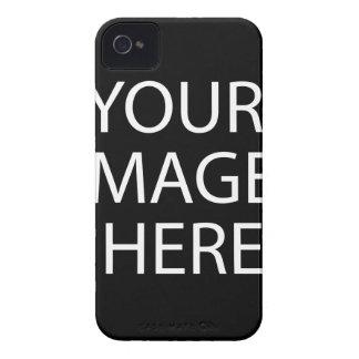 plantilla intrépida del qpc de la casamata de la iPhone 4 Case-Mate coberturas