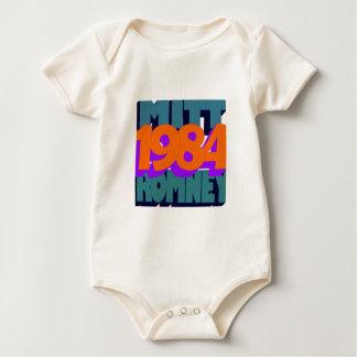 Plantilla larga infantil de la SleeveT-Camisa - Enteritos