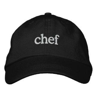 Plantilla negra bordada básica del casquillo del c gorras de beisbol bordadas