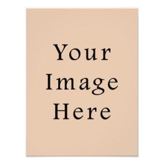 Plantilla neutral del espacio en blanco de la tend impresión fotográfica