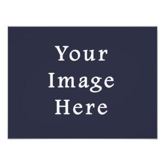 Plantilla púrpura azul del espacio en blanco de la arte con fotos