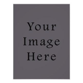 Plantilla púrpura de color de malva oscura de la t fotografías