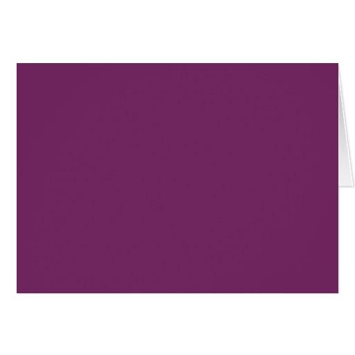 Plantilla púrpura magenta del espacio en blanco de felicitacion