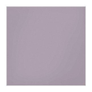 Plantilla púrpura polvorienta de color de malva de impresion en lona