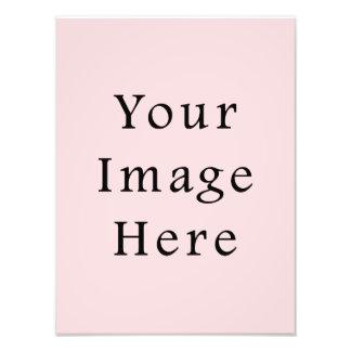 Plantilla rosada amelocotonada ligera del espacio  fotografía