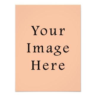 Plantilla rosada beige amelocotonada de la tendenc fotografía
