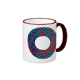 Plantilla (taza de la versión 2) taza de dos colores