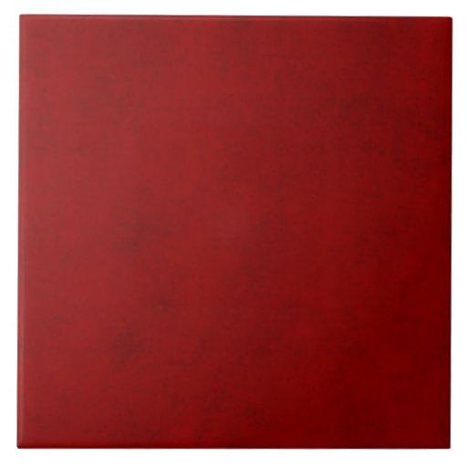 Plantilla texturizada carmesí rojo del pergamino d azulejos ceramicos
