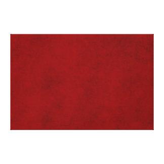 Plantilla texturizada carmesí rojo del pergamino d impresiones en lona