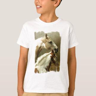 Plantilla vertical de la camiseta de los niños - remera