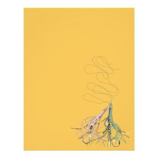 "Plantillas de la pesca folleto 8.5"" x 11"""