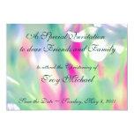Plantillas del bautizo del bautismo de las invitacion personalizada