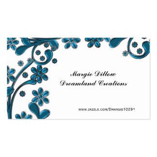 Plantillas elegantes de la tarjeta del negocio y d plantillas de tarjetas de visita