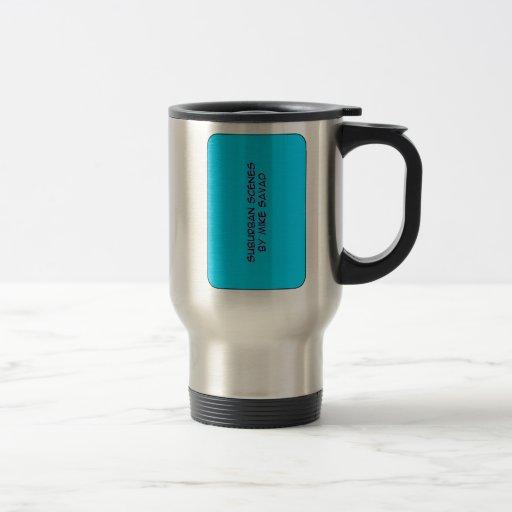 Plantillas - retrato tazas de café