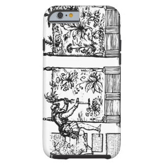 Planting in raised beds, from 'The Gardener's Laby Tough iPhone 6 Case