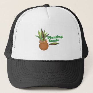 Planting Seeds Trucker Hat