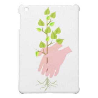 Planting Tree Earth Day iPad Mini Cover