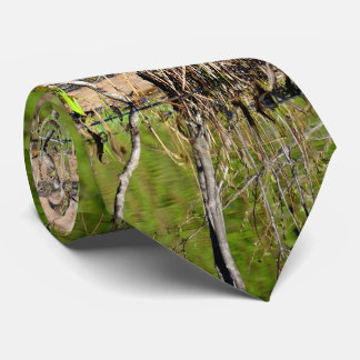 Plants In The Water Pond Tie