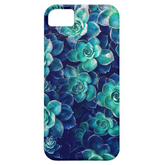 Plants of Blue And Green iPhone SE/5/5s Case
