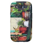 Plants on Porch Samsung Galaxy S3 Cover