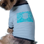 Plaque Cyan White The MUSEUM Zazzle Gifts Dog T Shirt