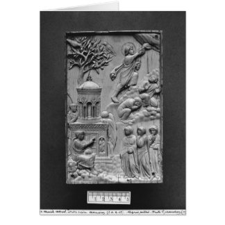 Plaque depicting the Ascension Card