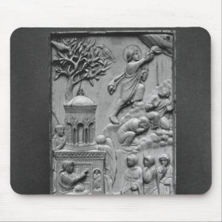 Plaque depicting the Ascension Mouse Pad