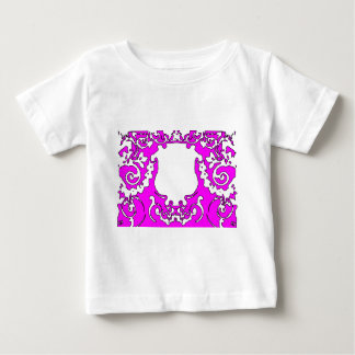 Plaque Magenta  transp The MUSEUM Zazzle Gifts Baby T-Shirt