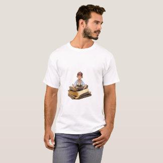 Plaque Pixie Books Logo T-Shirt