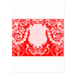 Plaque Red White The MUSEUM Zazzle Gifts Post Card