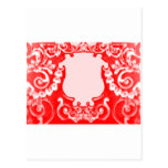 Plaque Red White The MUSEUM Zazzle Gifts Post Cards