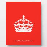 [Crown]  Plaques