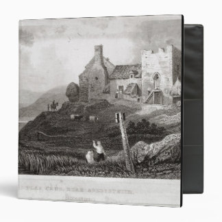 "Plas Crug, cerca de Aberystwyth, Cardiganshire Carpeta 1 1/2"""