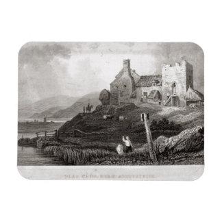 Plas Crug, cerca de Aberystwyth, Cardiganshire (et Iman Rectangular