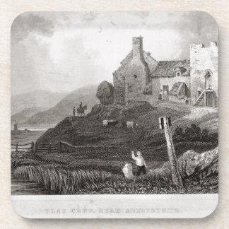 Plas Crug, cerca de Aberystwyth, Cardiganshire (et Posavasos De Bebidas