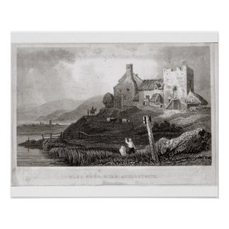 Plas Crug, cerca de Aberystwyth, Cardiganshire (et Póster