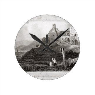 Plas Crug, cerca de Aberystwyth, Cardiganshire (et Reloj Redondo Mediano