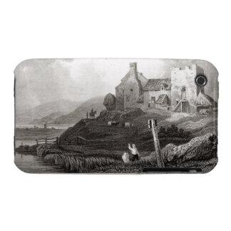 Plas Crug, cerca de Aberystwyth, Cardiganshire Funda Para iPhone 3