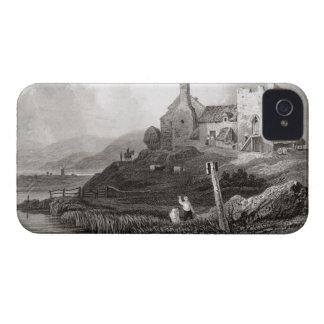 Plas Crug, cerca de Aberystwyth, Cardiganshire iPhone 4 Case-Mate Coberturas