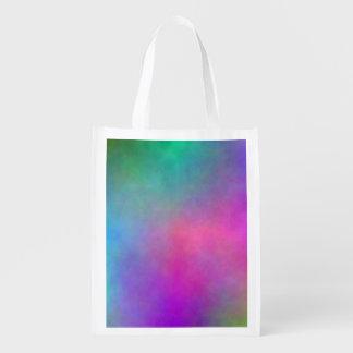 Plasma 16 reusable grocery bag