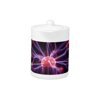 Plasma Ball Teapot