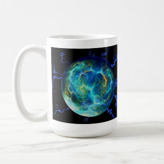 Plasma Electric Coffee Mug