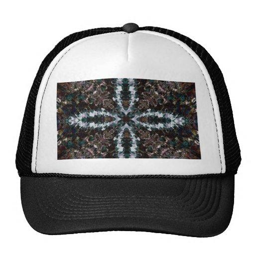 Plasma Fractal 43 Trucker Hat