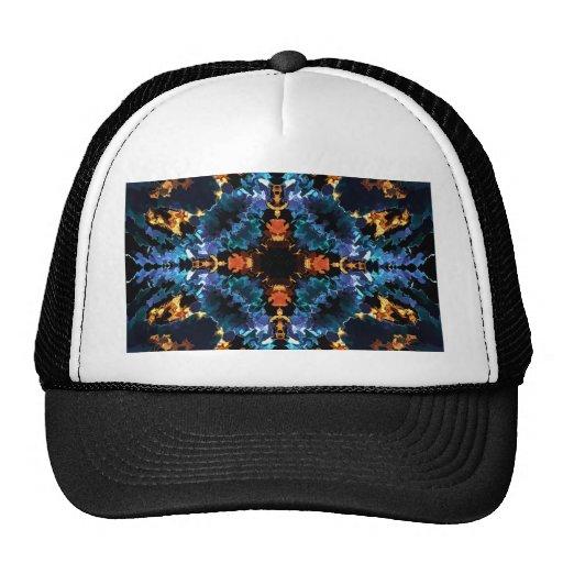 Plasma Fractal 91 Trucker Hat