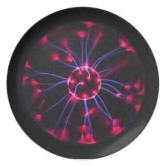 plasma melamine plate