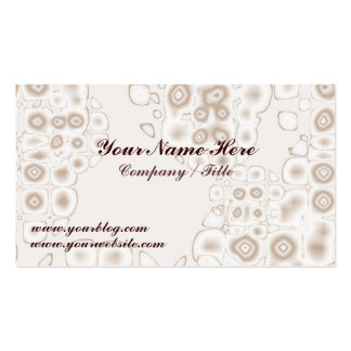 Plasma Muted Template Business Card Template