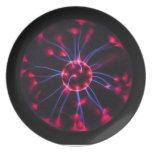 plasma party plates