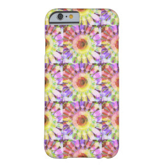 Plasma Pink Cast Kaleidoscope Barely There iPhone 6 Case