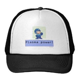 Plasma Power! Hats